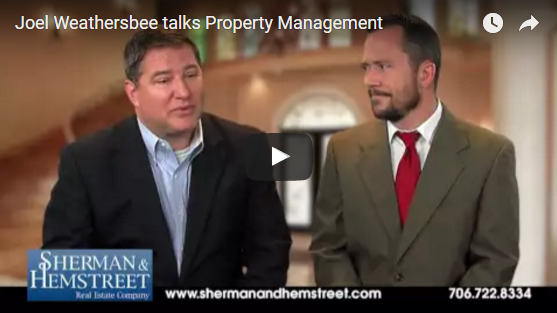 Video - JW - Property Management | Sherman and Hemstreet