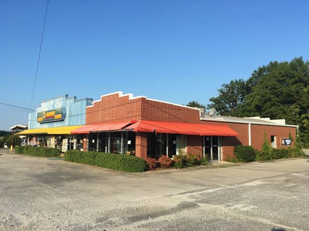 Lincolnton Retail Space for Lease