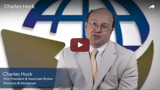 video Charles Hock   Sherman and Hemstreet