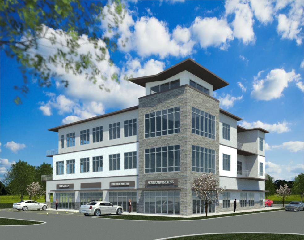 Evans building | Sherman and Hemstreet