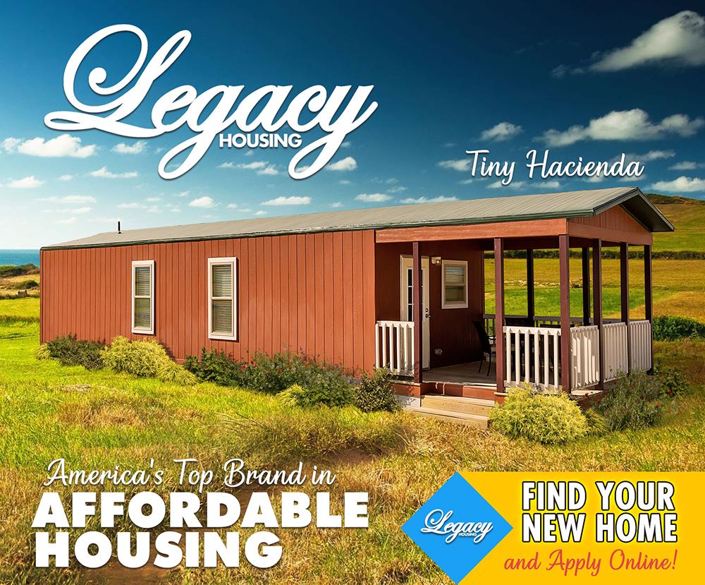 Legacy Housing | Sherman and Hemstreet