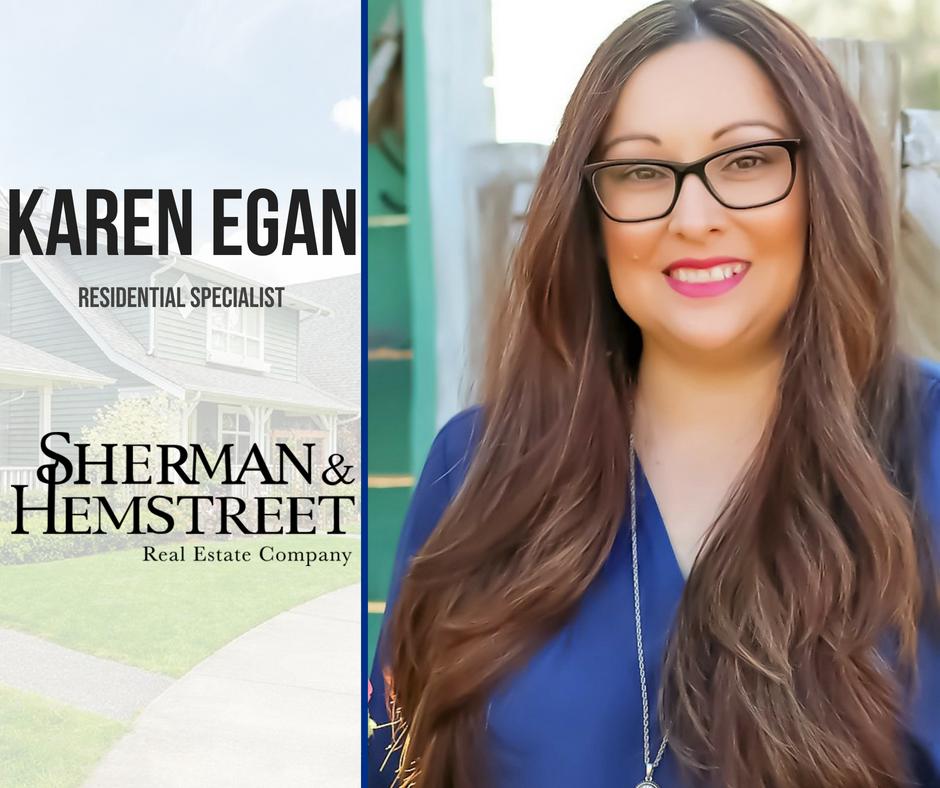 Karen Egan Residential Specialist  | Sherman and Hemstreet