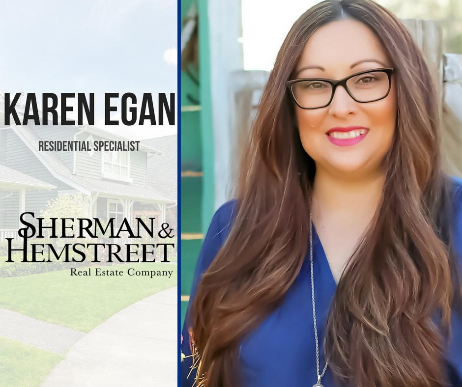 Karen Egan 354395 | Sherman and Hemstreet