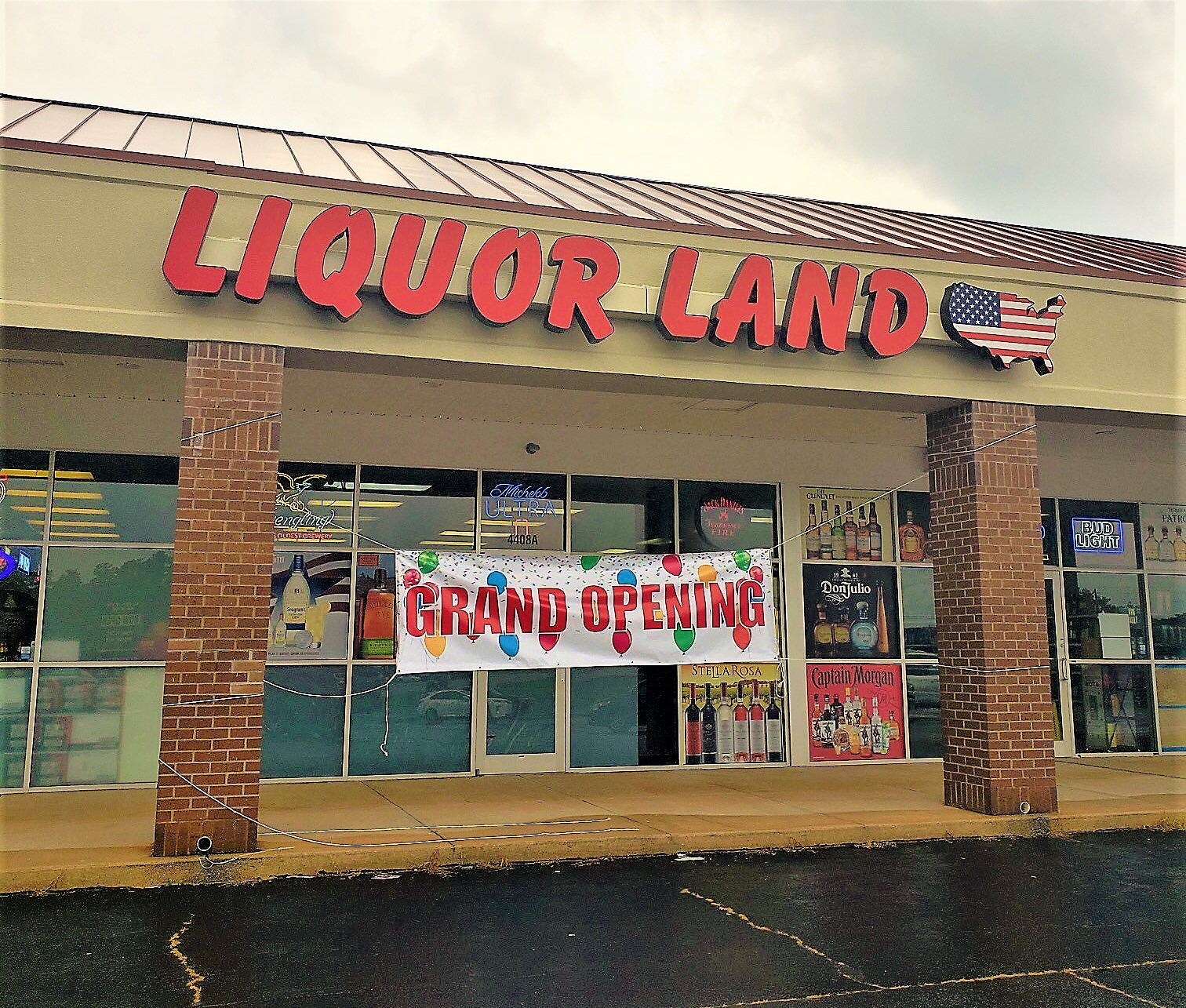 Liquor Land | Sherman and Hemstreet