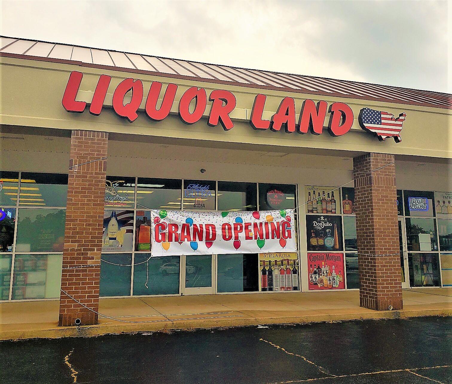 Liquor Land | Sherman and Hemstreet
