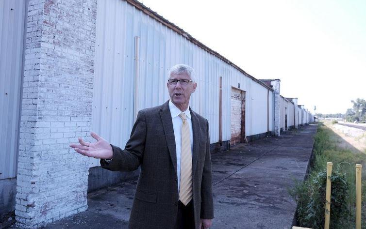 Matt Aitken warehouses | Sherman and Hemstreet