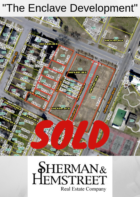Enclave Sold | Sherman and Hemstreet
