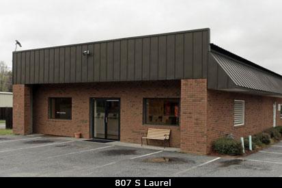 807 S Laurel | Sherman and Hemstreet