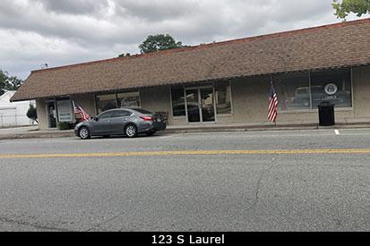 123 S Laurel | Sherman and Hemstreet