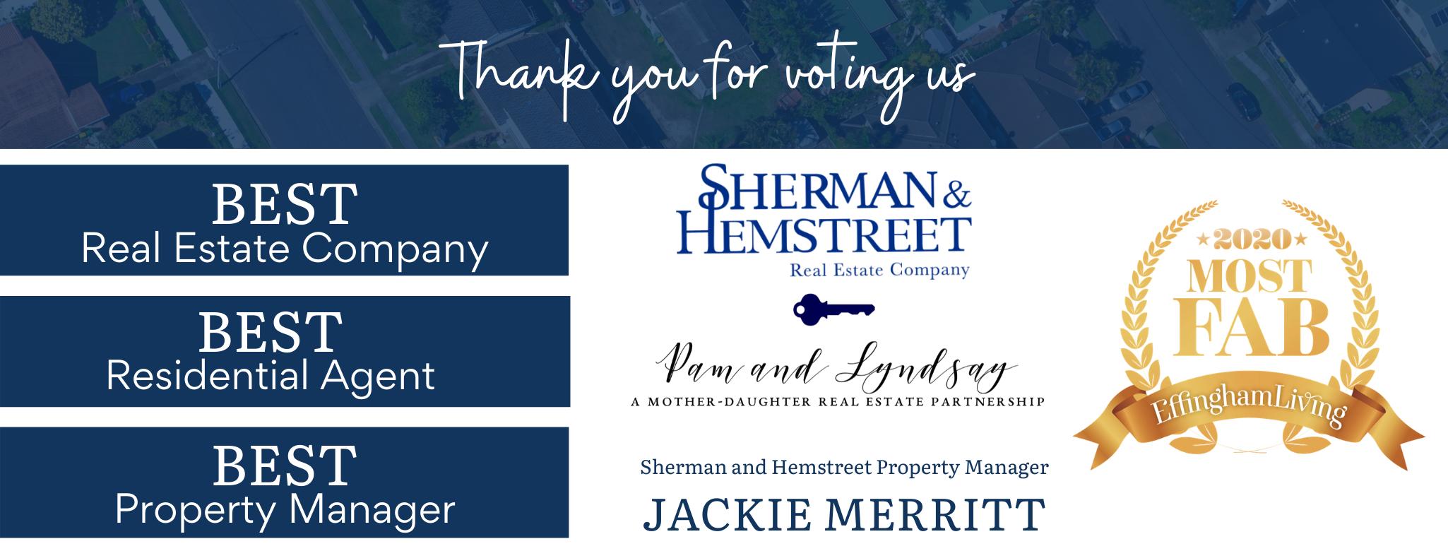 2020 Most Fab Awards | Sherman and Hemstreet