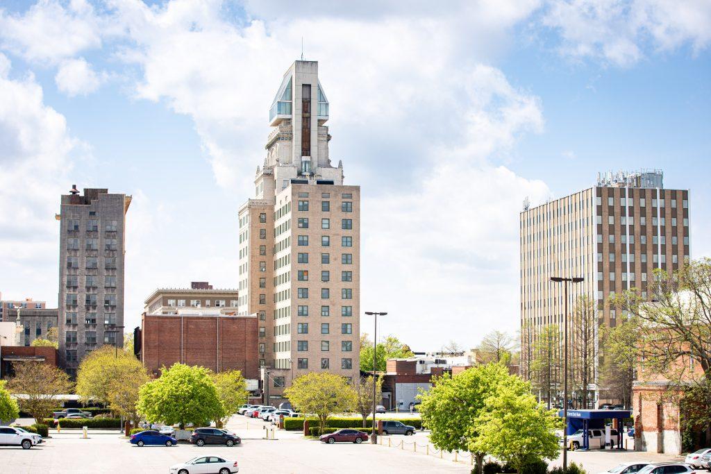 Lamar Building | Sherman and Hemstreet